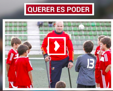 "Edu Valcárcel (entrenador Majadahonda) marca un ""golazo"" de época tan increíble como su historia"