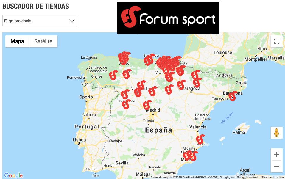 Forum Sport invierte en Majadahonda en plena pugna de Forus y Go Fit (Físico) por el nº 1