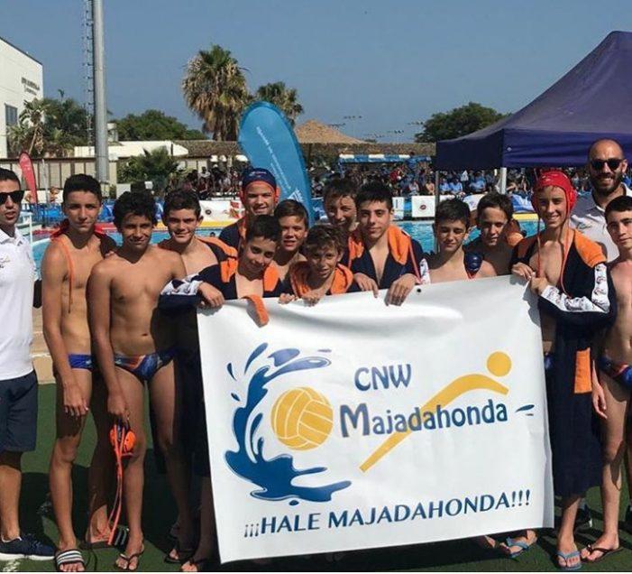 La prensa destaca el 5º puesto del CNW Majadahonda infantil en el Campeonato de España 2019 en Málaga