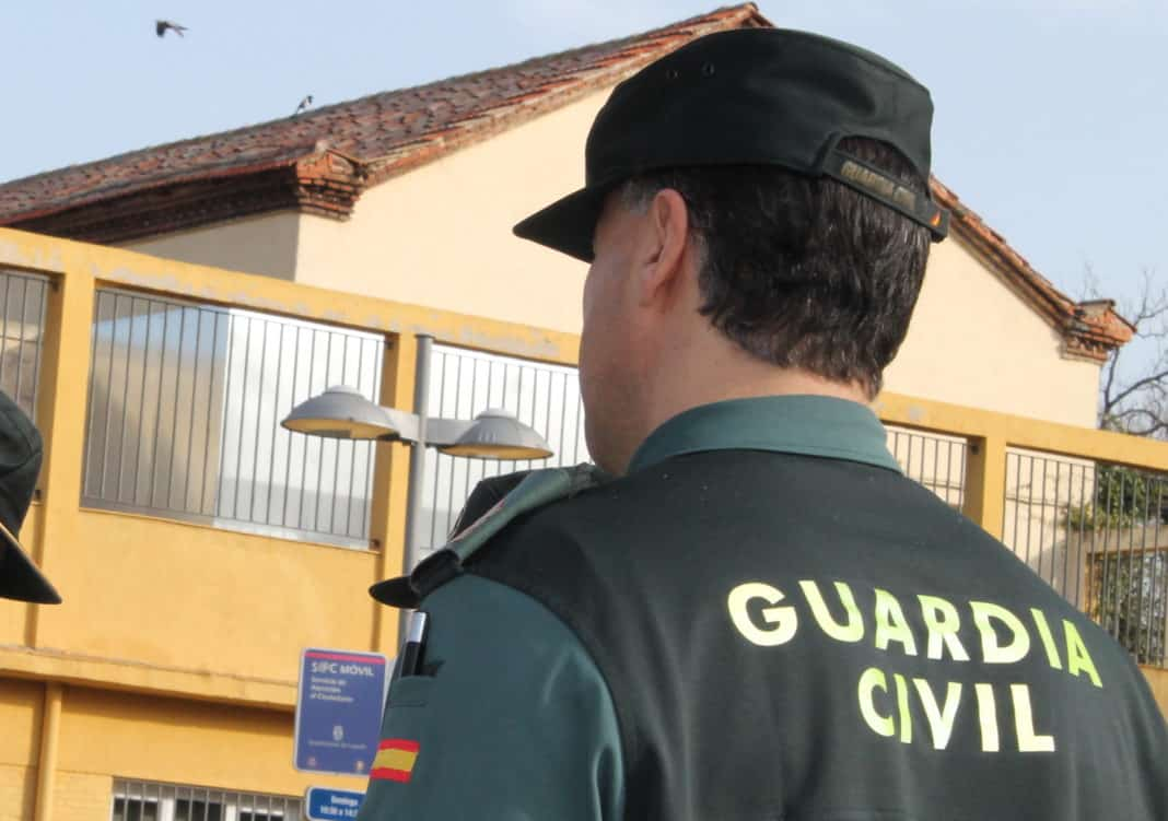 Los ladrones rumanos que robaban en obras de Majadahonda y Pozuelo desguazaban calderas y vitros para vender el metal