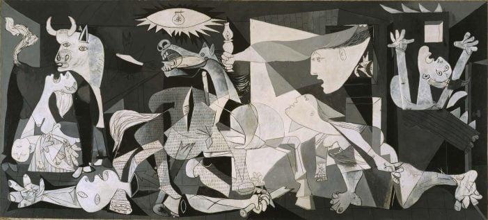 """Un nuevo libro sobre el """"Guernica"""" (Rocío Robles Tardío) y una sorprendente cita de Picasso con Primo de Rivera (Federico Utrera)"""