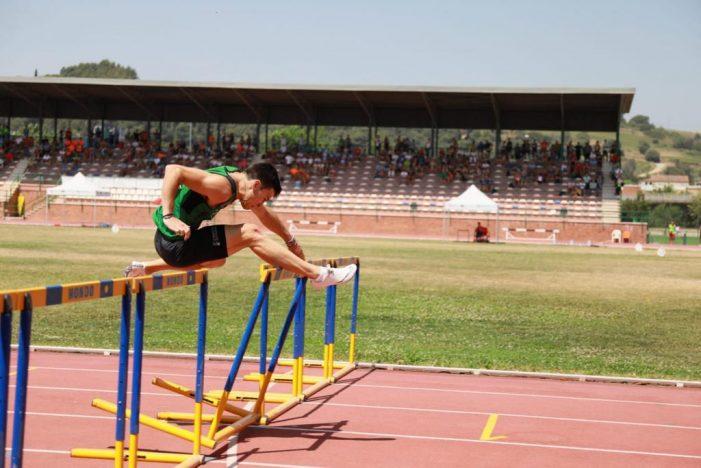 Atletismo Majadahonda: Ángel Díaz (2 bronces en Granollers y pasaporte a Suecia), Paula Martín (oro en Gijón)