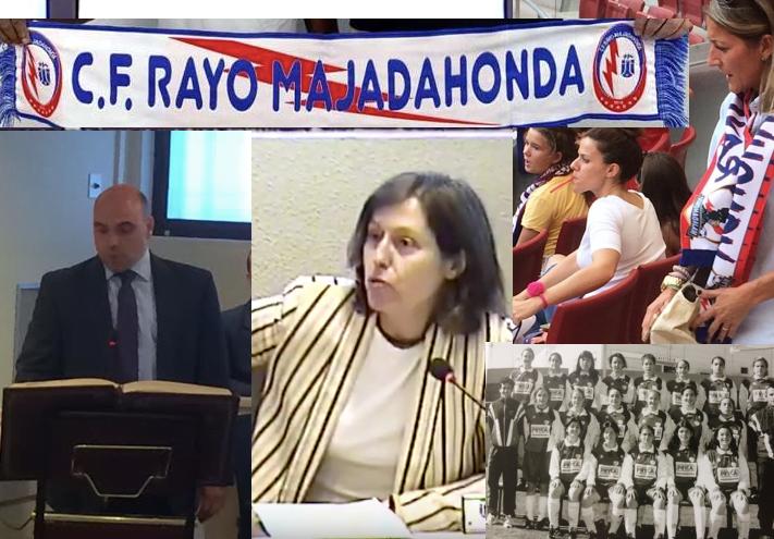 Cs pide un equipo femenino para el Rayo Majadahonda y lo vincula a la subvención de 100.000 €