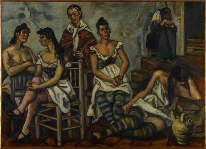 """Mi """"estreno"""" en un burdel con 15 años (Majadahonda, 1907): penicilina, venéreas y lupanares de Madrid"""
