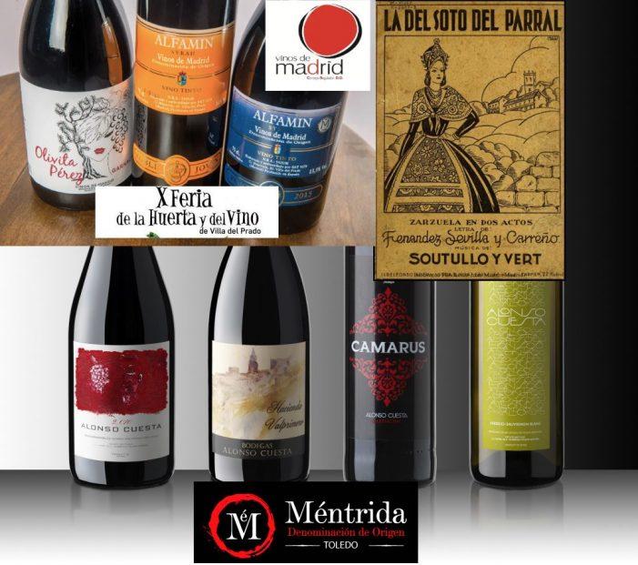 """Majadahonda, 1.928: los vinos de Méntrida y Villa del Prado en el """"Mesón del Terrible"""" (La Latina) y la zarzuela """"La del Soto del Parral"""""""