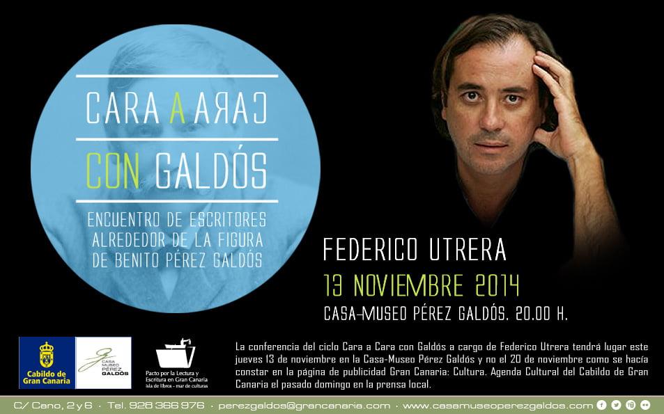 """Federico Utrera en """"La Mirada Actual"""": """"Galdós era el mayor """"influencer"""" de la España que le tocó vivir"""""""