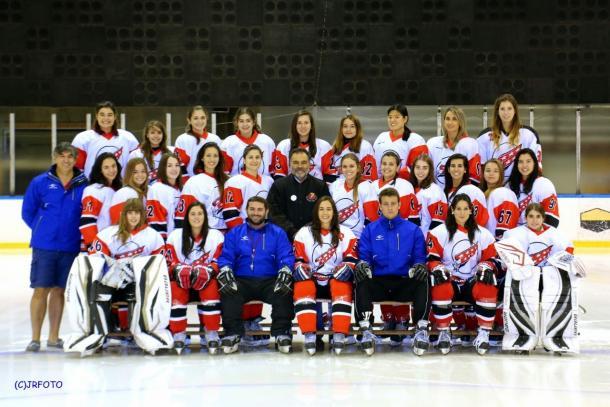 """Hockey Hielo Majadahonda (2014-2016): 10 deportistas que hicieron Historia y el título del """"B"""" en 2ª"""