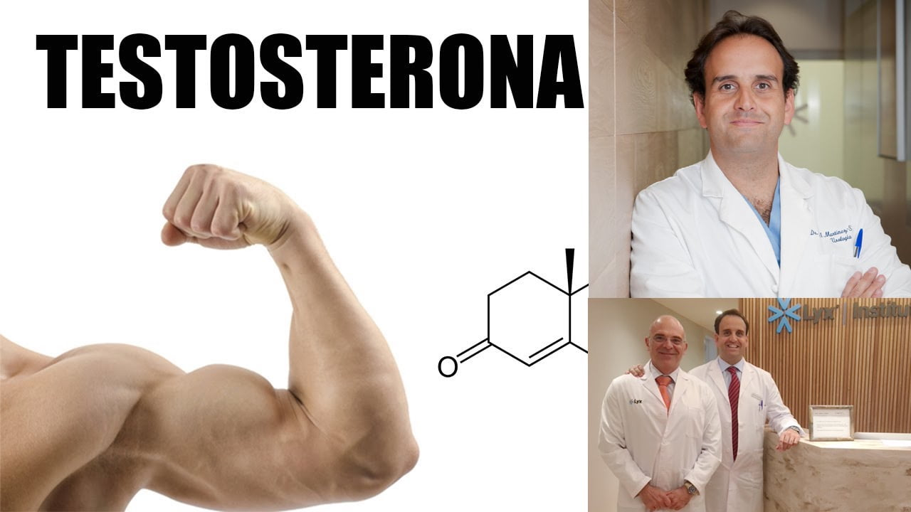 """""""El uso de testosterona se ha duplicado pero no te hace más joven ni más macho"""""""