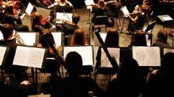 Sara Pérez (Conservatorio Majadahonda) introduce el violín en los entrenamientos deportivos