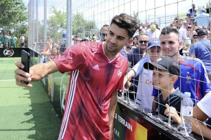 """Los hijos de Zidane se """"colocan"""" solos: Enzo a Portugal (Vitoria Guimaraes) y Luca a Santander (Racing)"""