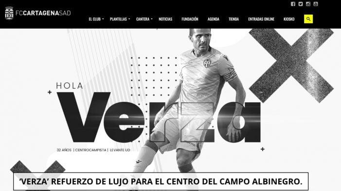 Fútbol Majadahonda: Verza al Cartagena, Charlie Dean, Víctor Mena y Adrián Jiménez