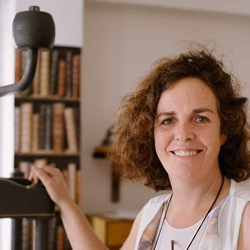 """Marta Torre-Marín (""""Tucha"""") clausura este 22 de agosto su """"Memoria del Agua"""" en San Lorenzo de El Escorial"""