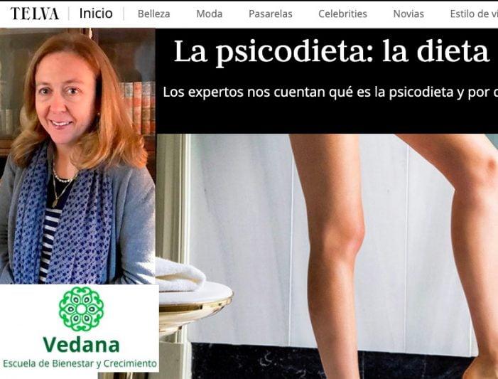 "Una experta de Majadahonda pone en marcha la ""psicodieta"": entrevista en la revista Telva"