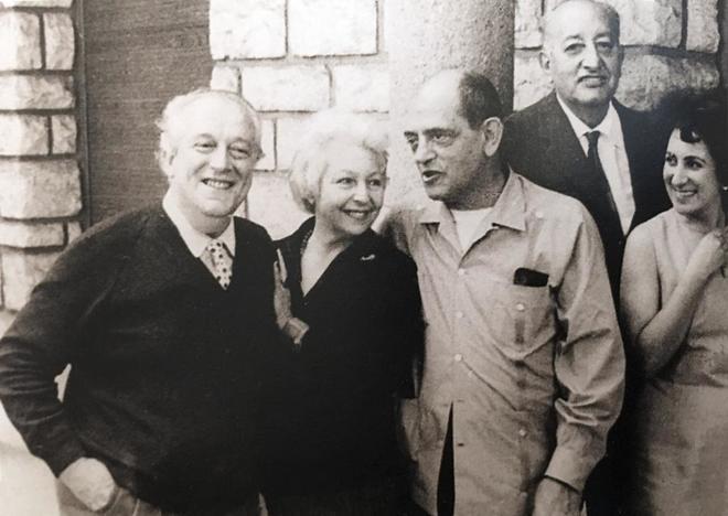 La Real Academia de la Historia describe el final de la poeta Mª Teresa León y Alberti en Majadahonda
