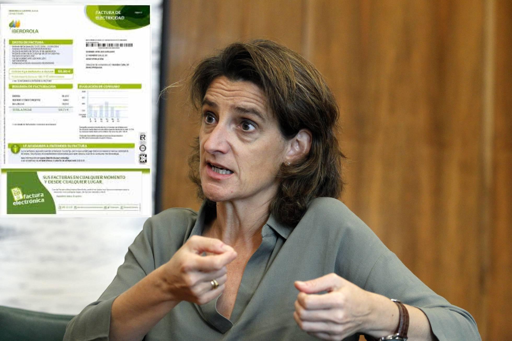 Europa obliga a la ministra socialista de Majadahonda a quitar el 60% de impuestos del recibo de la luz