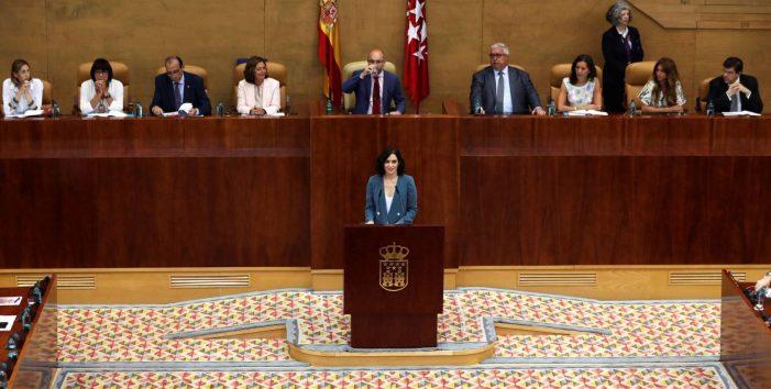 """Jesús Nieto: Isabel Ayuso, la Comunidad de Madrid, """"Majadahonda y sus colegios británicos"""""""