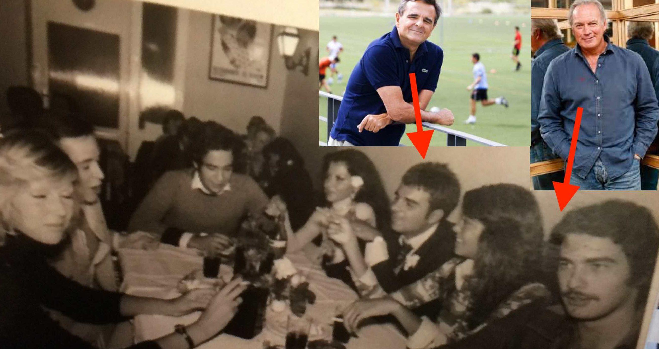 """Bertín Osborne y su representante Tony Caravaca en el Beach Club: """"¿Y este «muñeco» quién es?"""" (XIII)"""