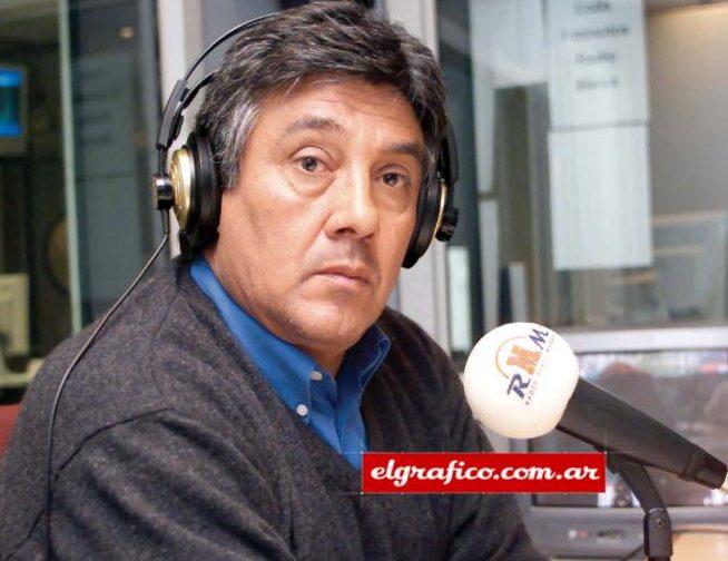 """El """"Cacho"""" Heredia deja Argentina y vive en Majadahonda: """"Jesús Gil fue un padre para mí"""""""