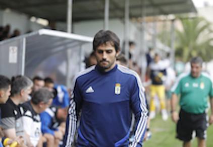 """El futbolista Arribas da una lección de ética deportiva en Oviedo y toda la prensa la recoge: """"En la vida no todo es el dinero"""""""