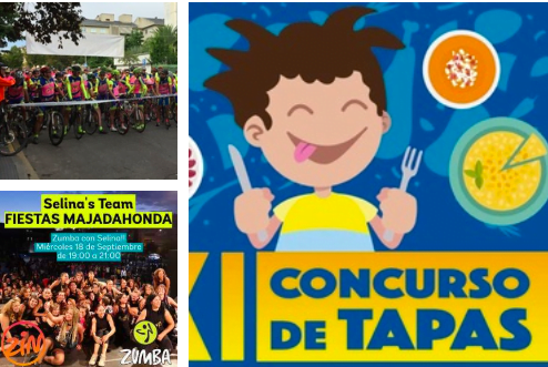 Adelanto del Programa de Fiestas de Majadahonda 2019: música, toros, tapas y deportes
