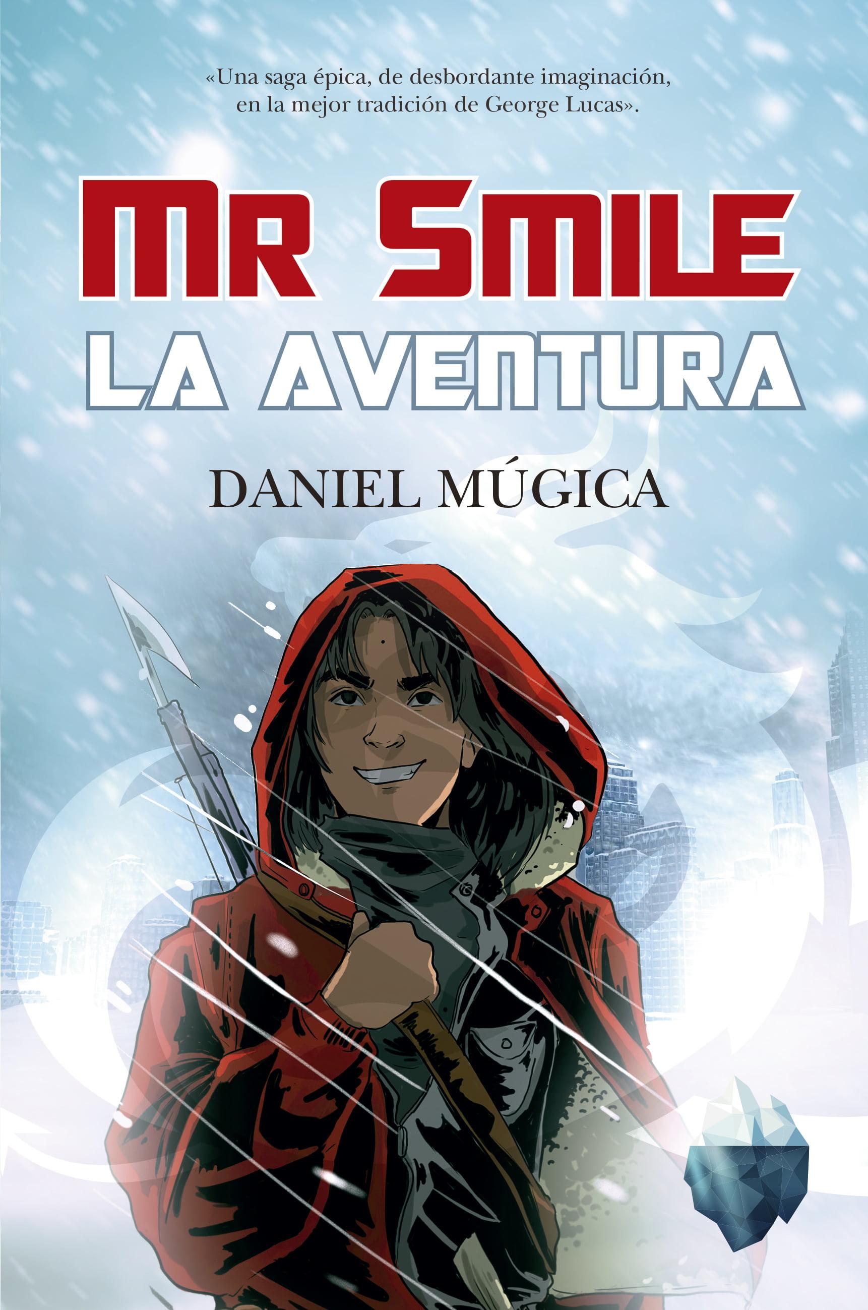 'Mr Smail', la última aventura fantástica de Daniel Múgica: un escritor golpeado por el terrorismo