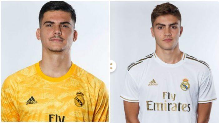 "Cantera Fútbol Majadahonda: ""Guerre"", Belman, Borja Acha, Rodrigo Villada, Jesús Cruz"