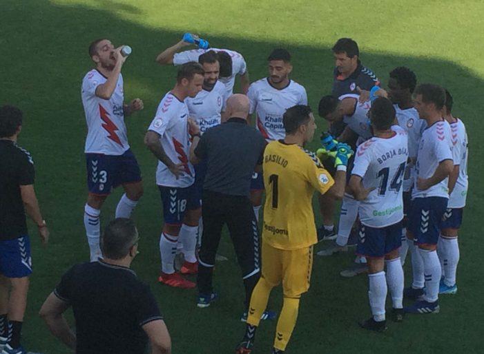 La suerte se alía con Rayo Majadahonda para vencer de penalty a un correoso Sporting de Gijón