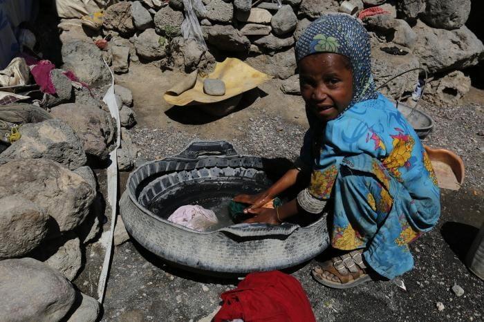Guerra de Yemen: mientras estamos de vacaciones en otros lugares no pueden