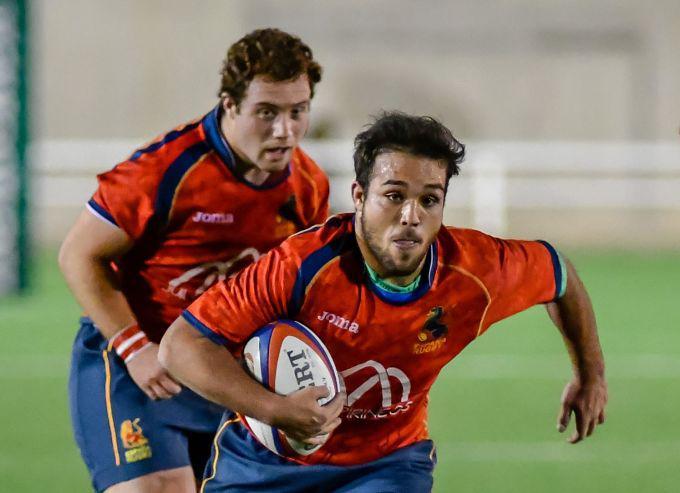 Rugby: Alvaro Nieto (CR Majadahonda), fichaje estrella del Olympique de Lyon