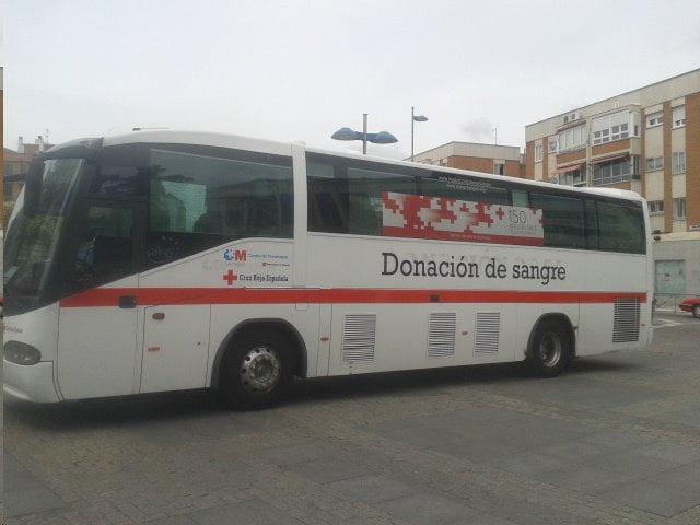 Cruz Roja Majadahonda-Las Rozas pide sangre contra el Covid 19