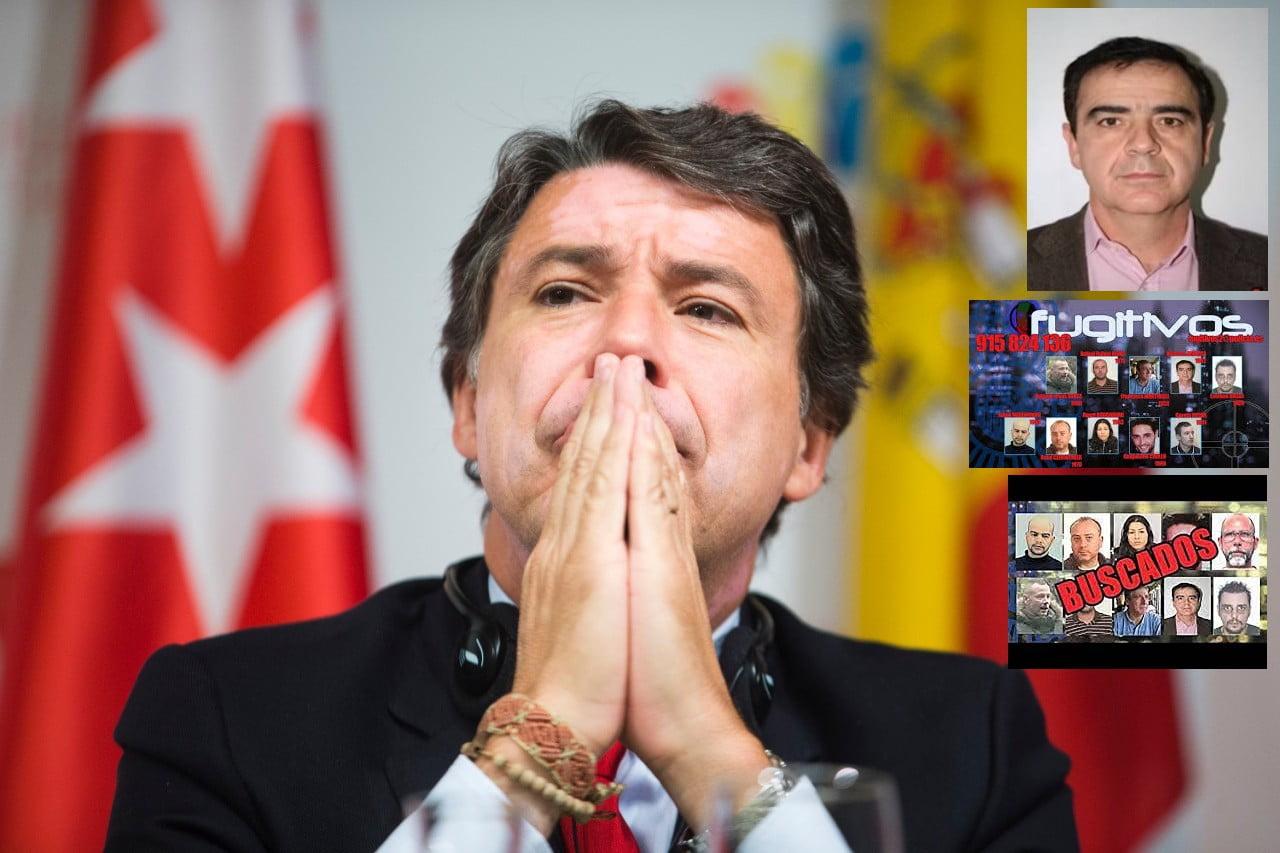 """El """"narco"""" Lamarca de Majadahonda hacía negocios con el vicepresidente Ignacio González"""