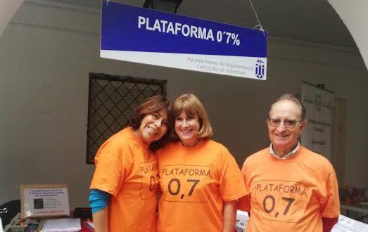 """Plataforma 0,7% Majadahonda: el pacto PP-Vox quiere """"anular"""" las ayudas contra la pobreza"""