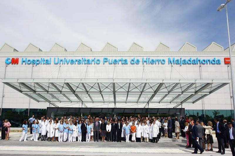 El Hospital Puerta de Hierro Majadahonda suspende en ruido y saca sobresaliente en atención sanitaria