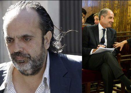 """El valenciano Camps (PP) en el banquillo por corrupción con """"tentáculos"""" en Majadahonda"""