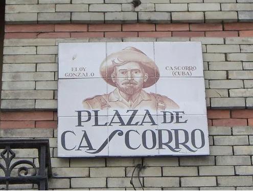 "El origen del apellido Bustillo de Majadahonda, compañero en Cuba del famoso ""Cascorro"" (Eloy Gonzalo)"