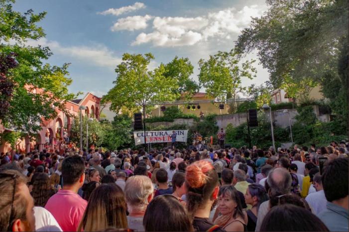 """El """"aquelarre"""" musical de las Fiestas de Aravaca 2019 evoca los versos del poeta Blas de Otero en Majadahonda"""