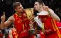 Majadahonda y Las Rozas campeonas del mundo de Baloncesto con los 2 Hernangómez