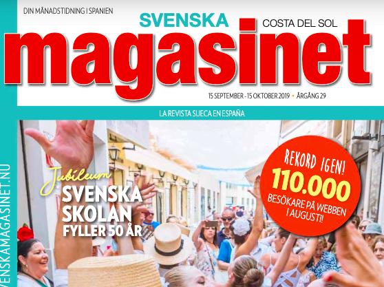 Svenska Magasinet: Suecia quiere potenciar el Hockey Hielo en España con Majadahonda