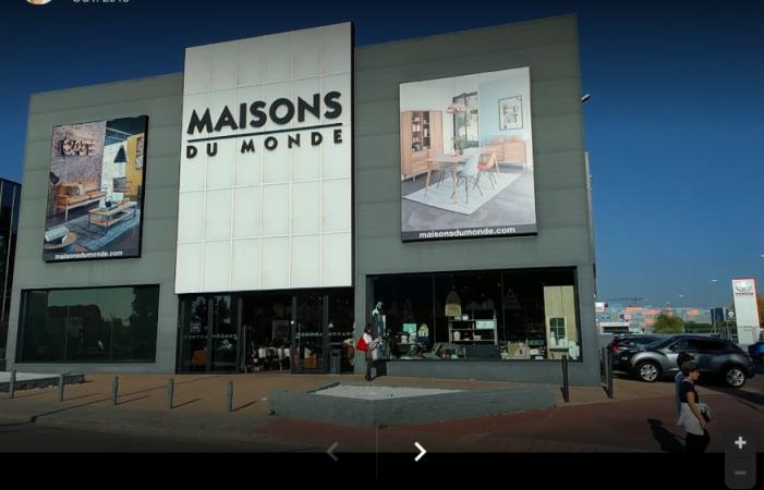 "La pesadilla de trabajar en ""Maisons du Monde Majadahonda"" (I)"