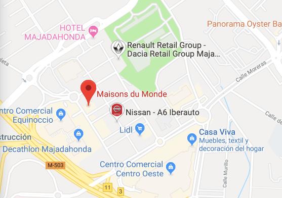 """""""Maisons du Monde Majadahonda"""": """"falta profesionalidad y sobra mala baba en una empresa tan grande"""" (y III)"""