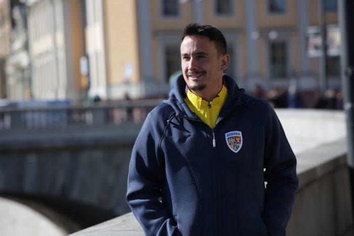 """Jony Alba, entrenador con Rumanía y Rostov (Rusia): """"Rayo Majadahonda ha acertado con Calero en el banquillo"""""""