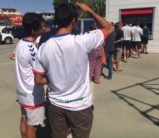 """El """"post-partido"""": trabajado y meritorio triunfo del Rayo Majadahonda frente al At. Baleares"""