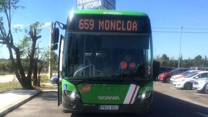 """Pozuelo pone más autobuses para los """"barrios frontera"""" con Majadahonda: Pinar del Plantío, Monteclaro, Gil Gayarre y Francisco de Vitoria"""