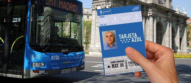 """Babot pide la """"tarjeta azul"""" del bus para los pensionistas de Majadahonda como la tienen en Madrid"""