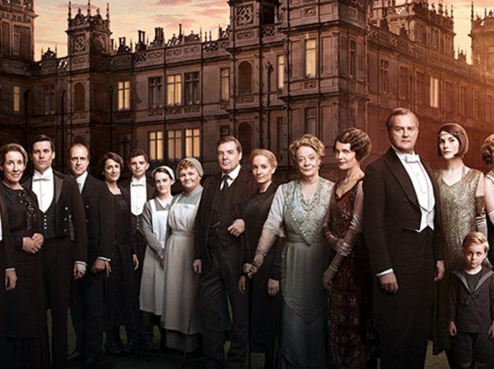 """""""Downton Abbey"""" trae a Majadahonda las costumbres refinadas y la buena educación inglesa del siglo XX (Cines Zoco)"""