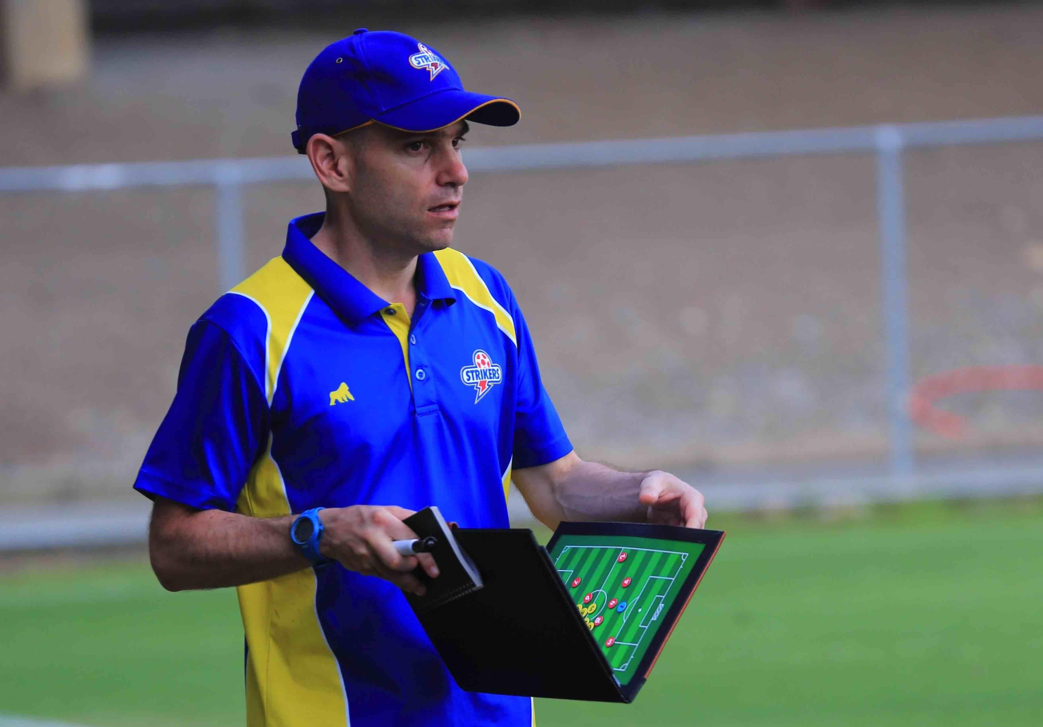 El ex entrenador de cantera del Rayo Majadahonda Nacho Ferrer triunfa en Australia con el Brisbane Strikers: primer título