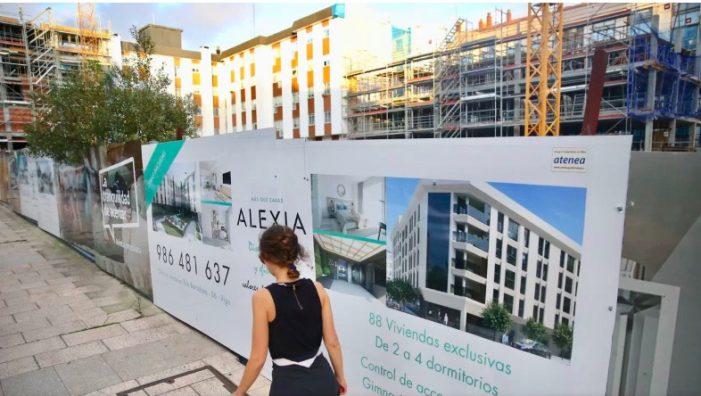 Una empresa de Majadahonda construye 400 viviendas de lujo en Galicia a 400.000 €