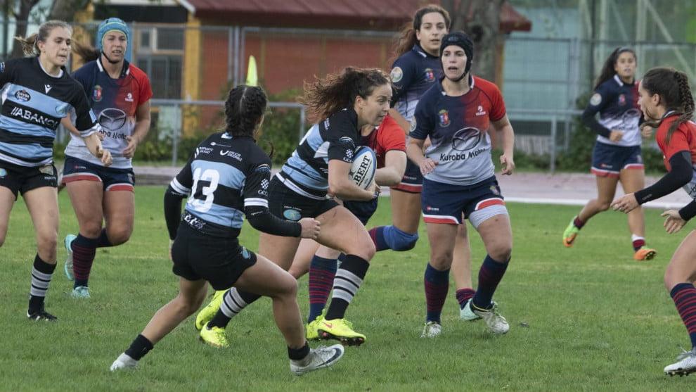 Rugby Femenino: CR Majadahonda consigue un empate en Coruña que sabe a poco