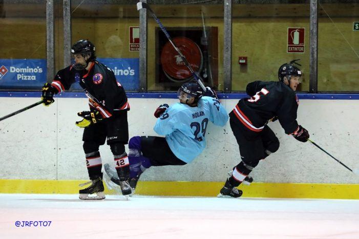 """Hockey Hielo: """"una gran sorpresa en Majadahonda"""" según la prensa deportiva pero Gordovil pide """"cuidado y humildad"""" tras golear al Barsa"""