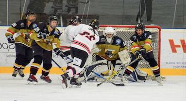 Hockey Hielo Femenino: SAD Majadahonda se trae una victoria frente a Granada Grizzlies (0-12)